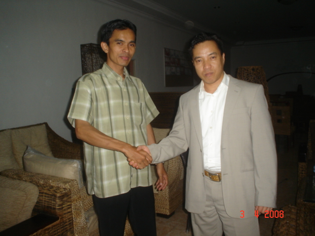 Me & Mr. Kiet Tan Le