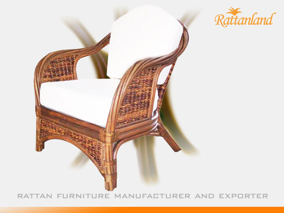 Bahama Abaca Club Chair