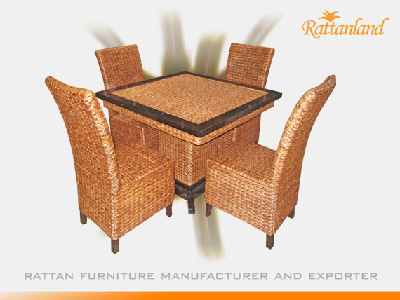 Belize Dining Set - Brankas