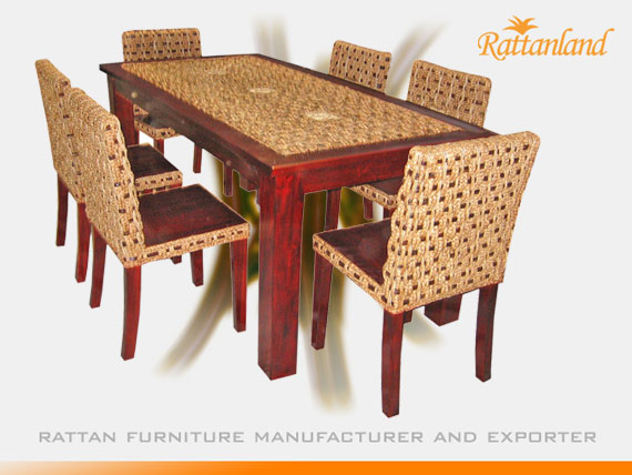 Detroit Dining Set