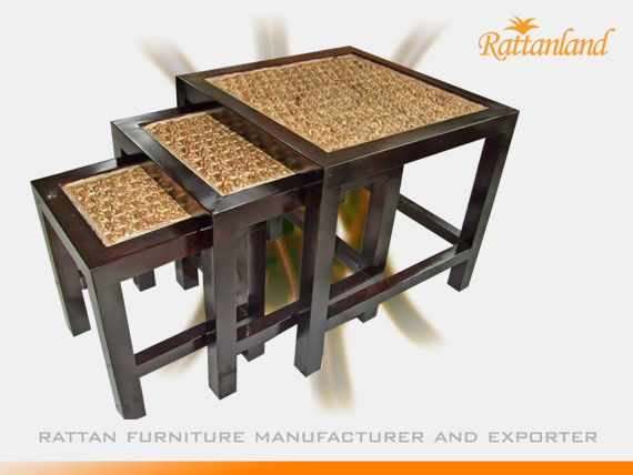Guam Nesting Table Set 3