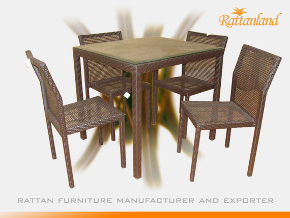 Jibouti Dining Set