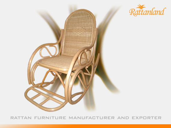 Kalinin Rocking Chair