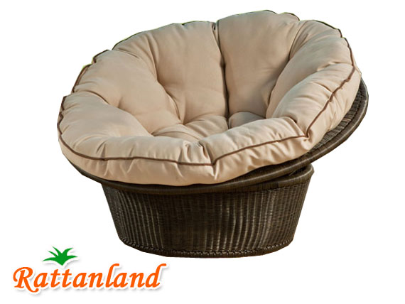 Product Pool Furniture Papasan Synthetic
