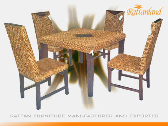 Missisipi Dining Set