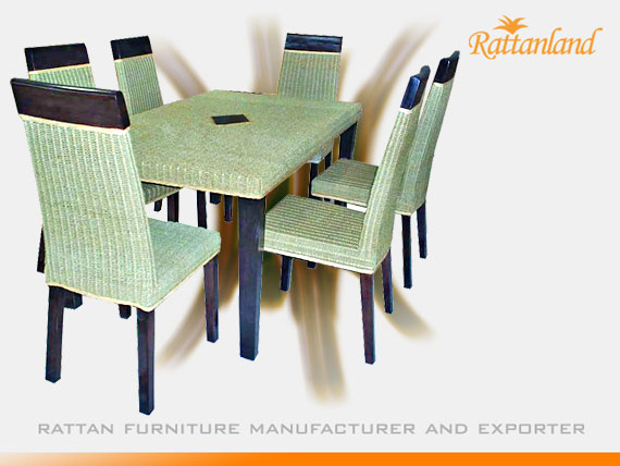 St Carolina Dining Set