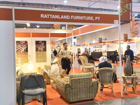 Poland Exhibition - 1st Indonesia Expo, in Central and East Europe